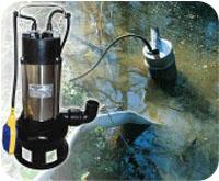 Pompe submersibile pentru ape reziduale
